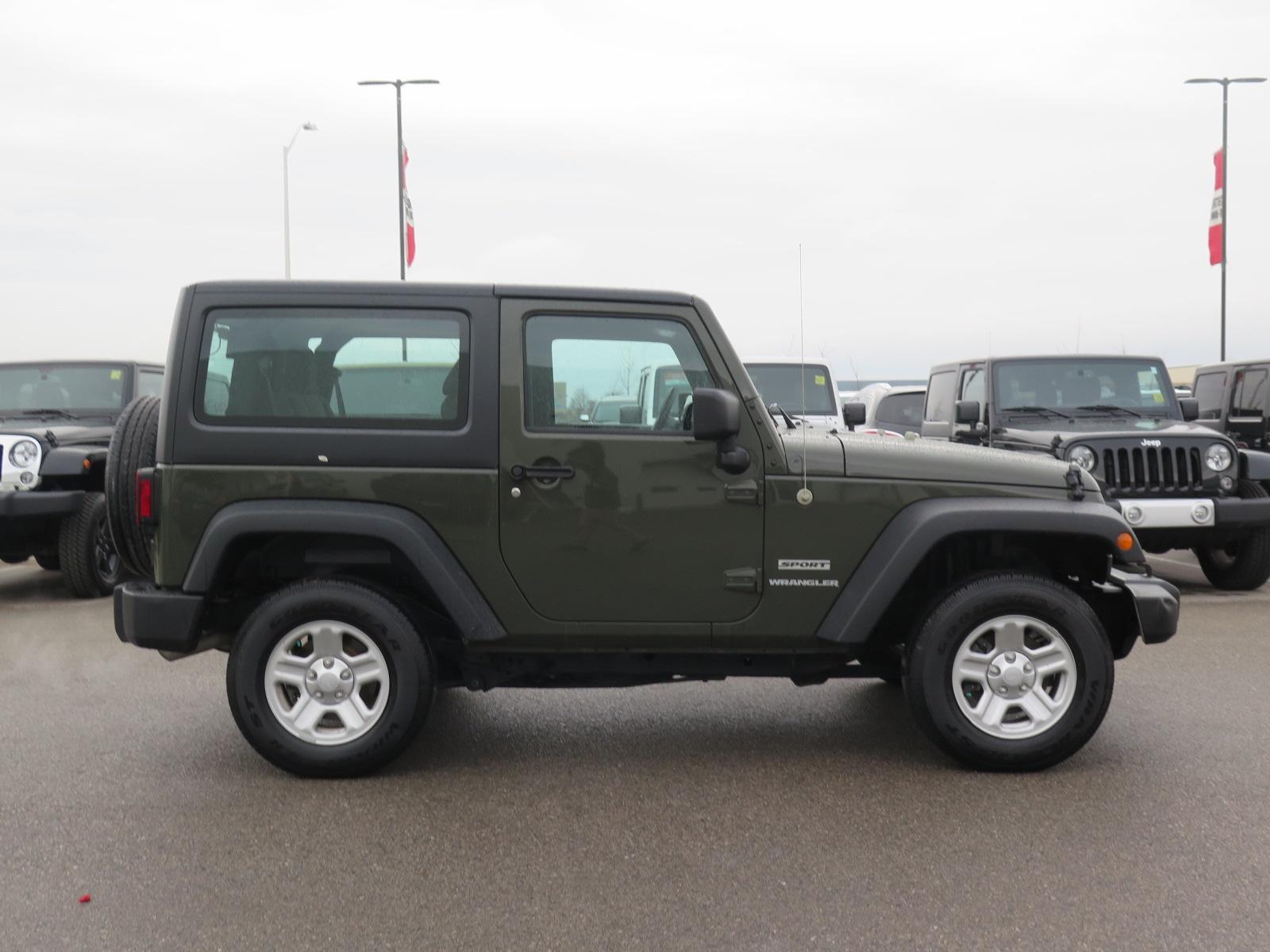 2015 Jeep Wrangler New 27233