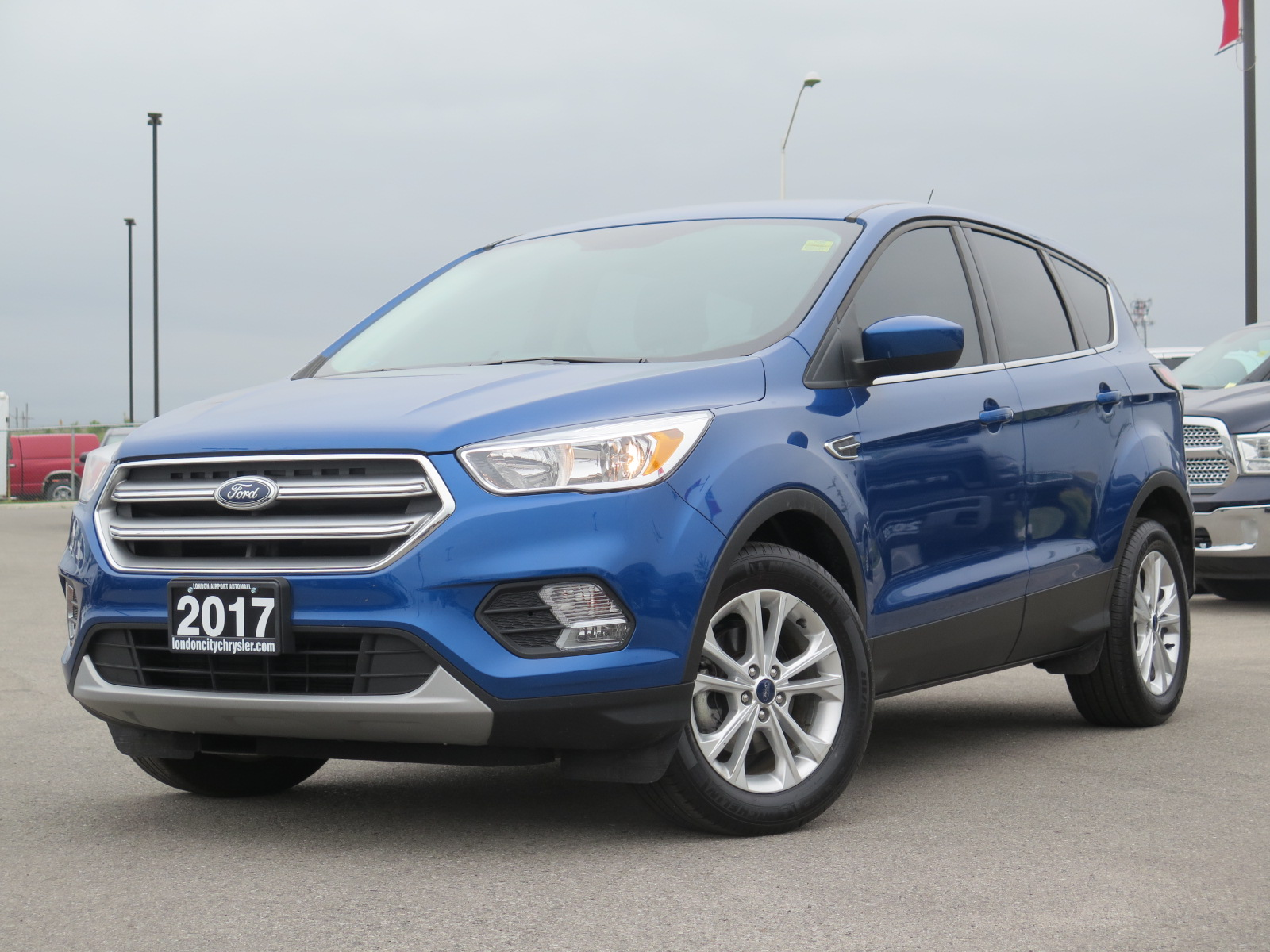 Used 2017 Ford Escape, $22886