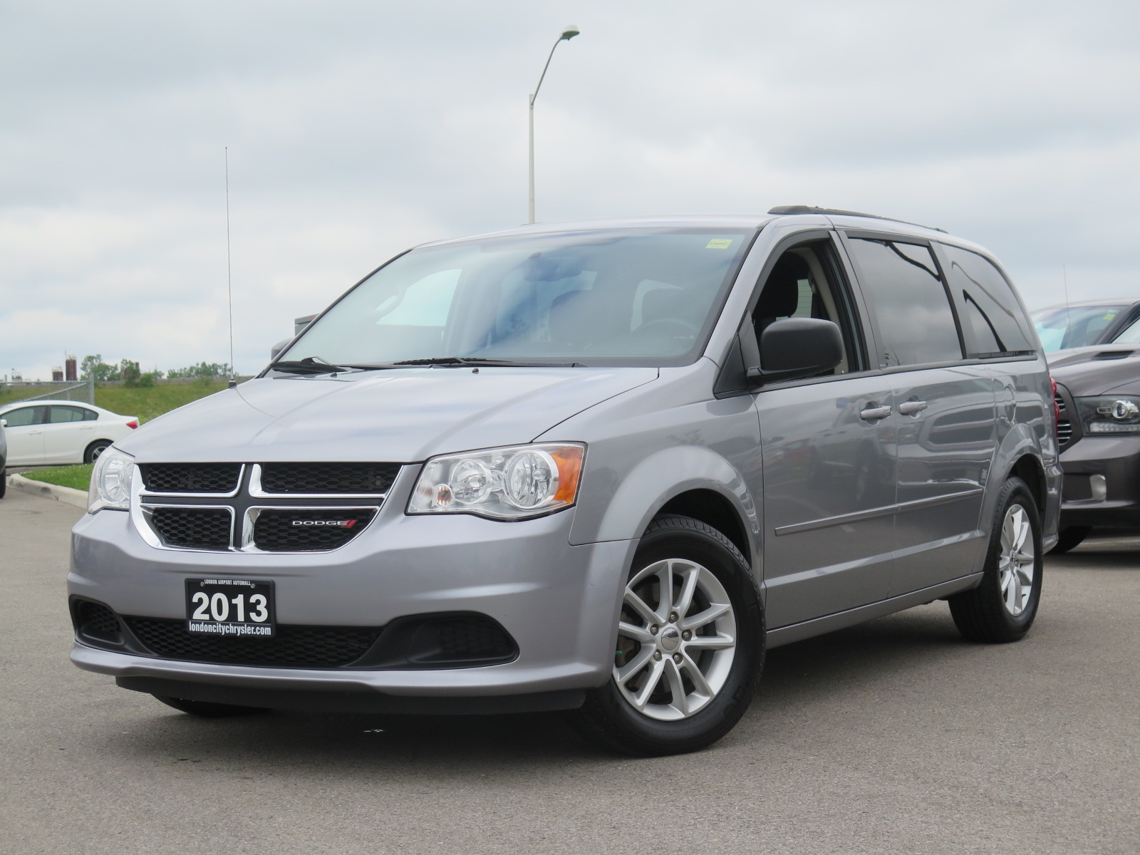 New 2013 Dodge Grand Caravan, $13922