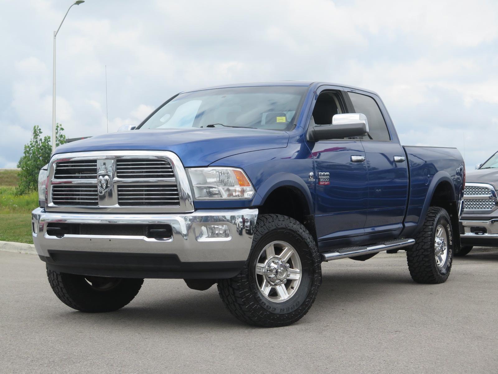 Used 2011 Ram 3500, $40126