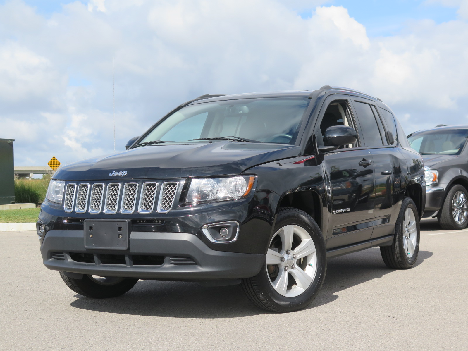 Used 2016 Jeep Compass, $21129