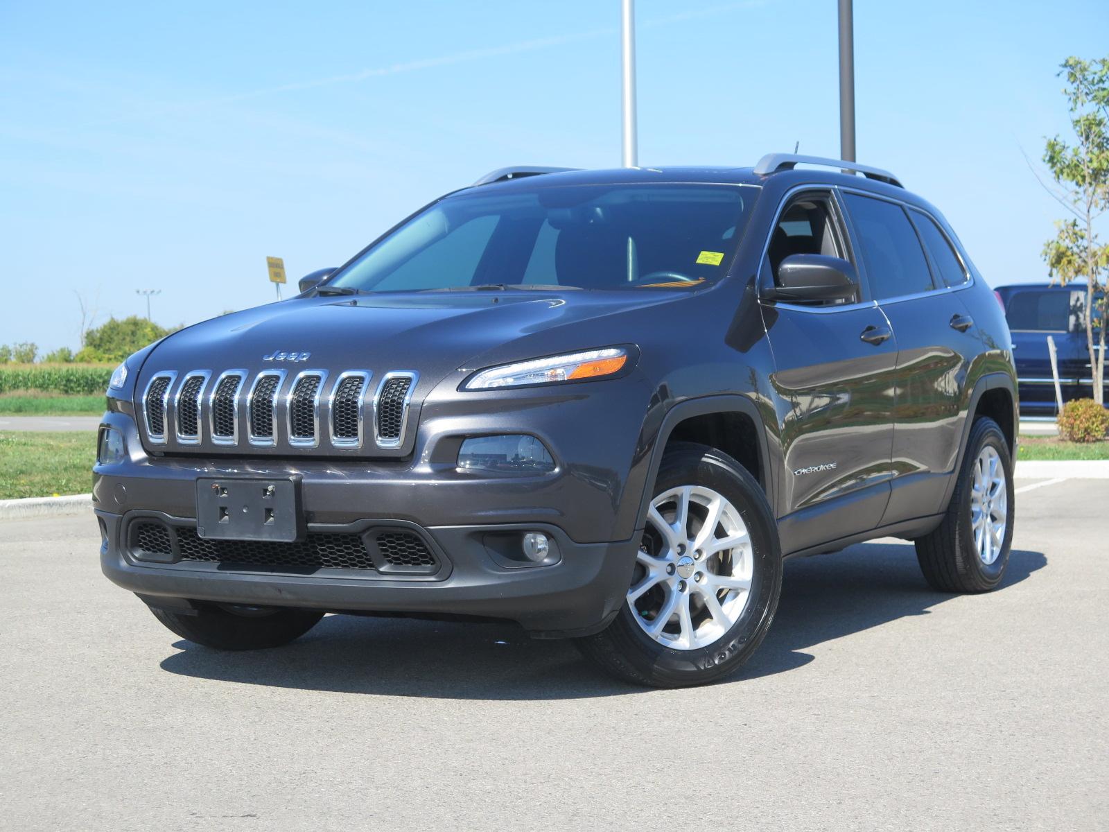 Used 2014 Jeep Cherokee , $20730
