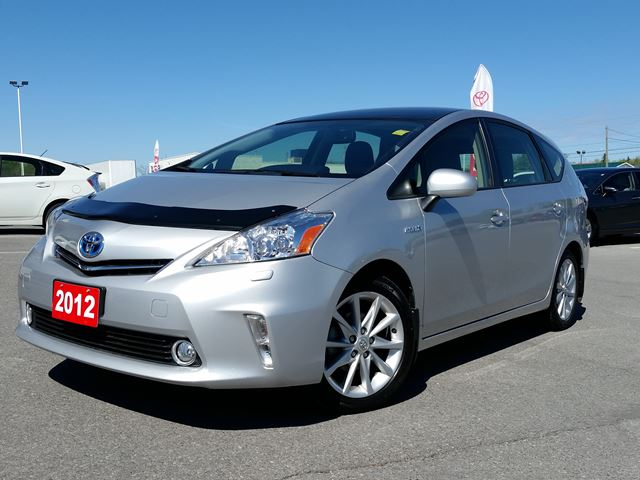 2012 Toyota Prius Technology 5648A