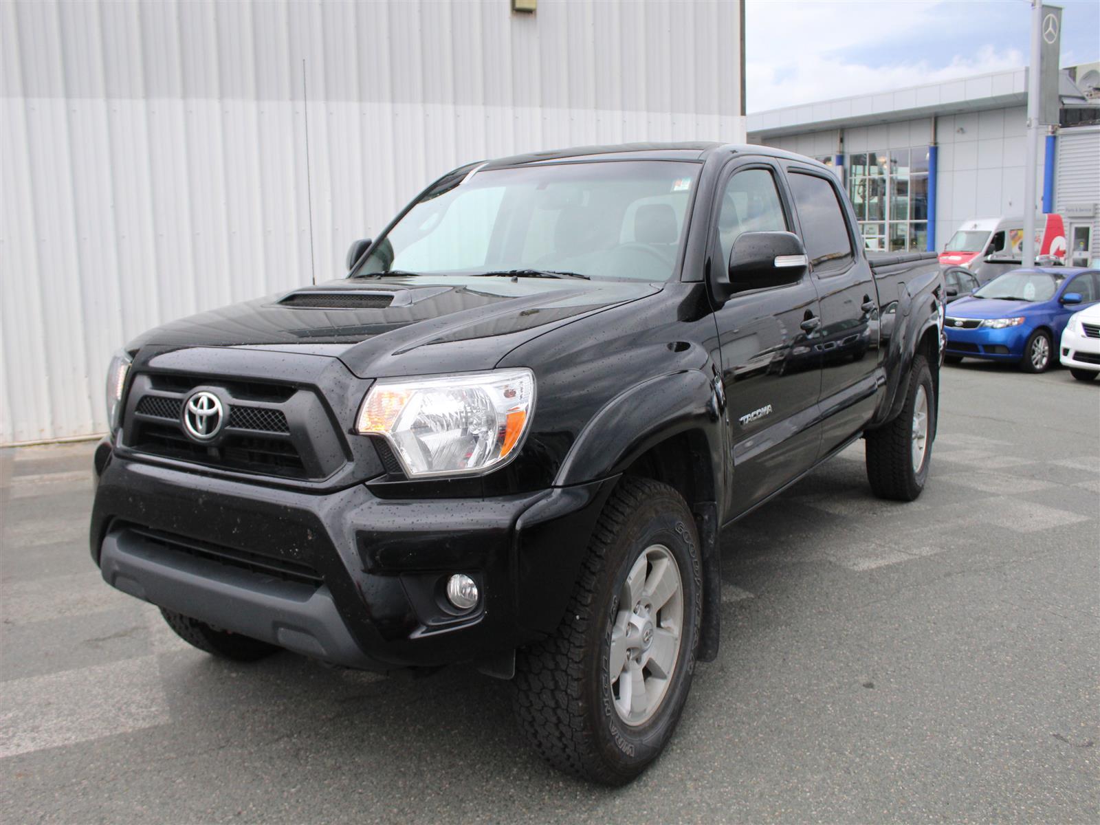 2013 Toyota Tacoma TRD P14719