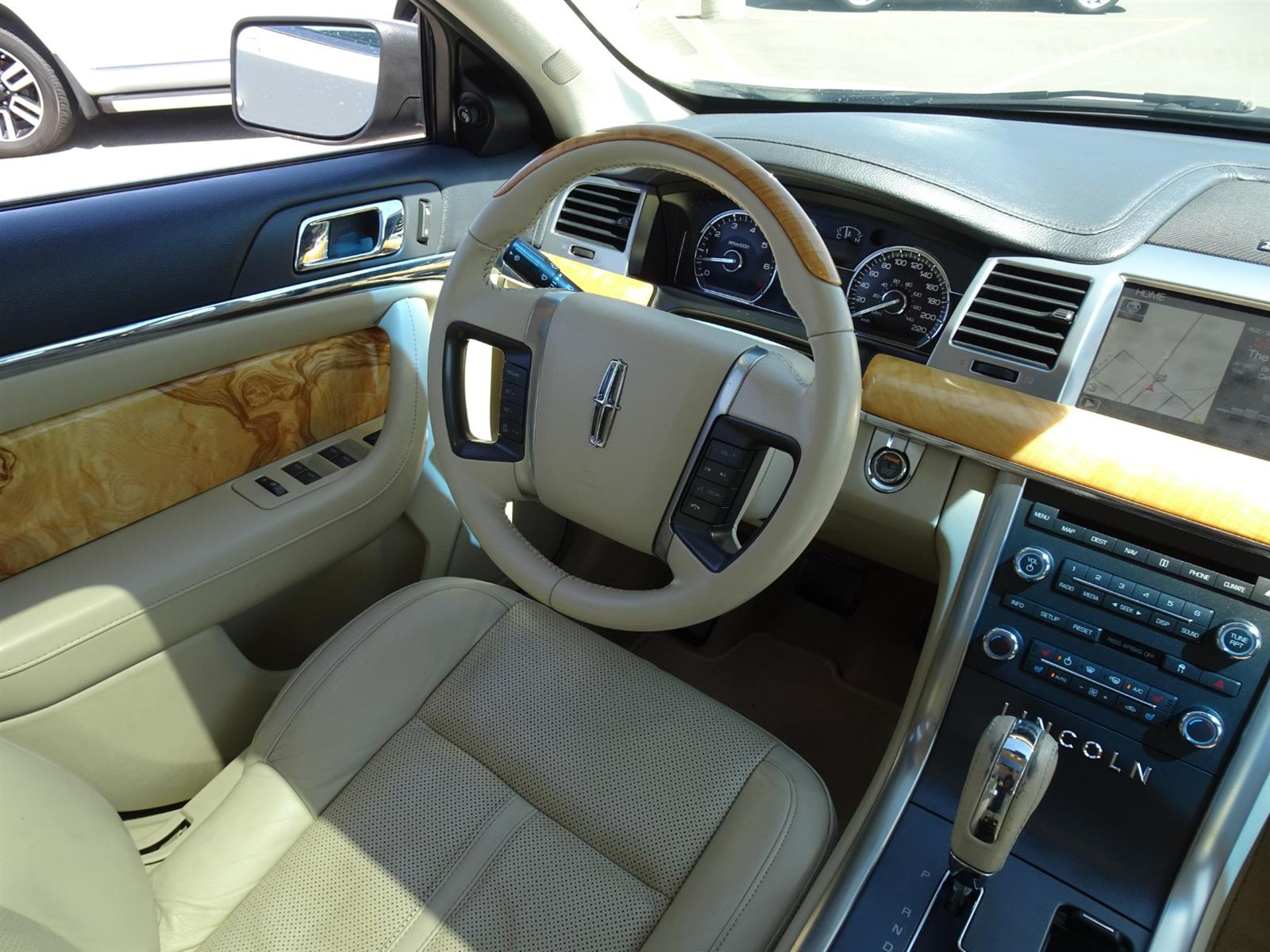 2009 Lincoln MKS AWD