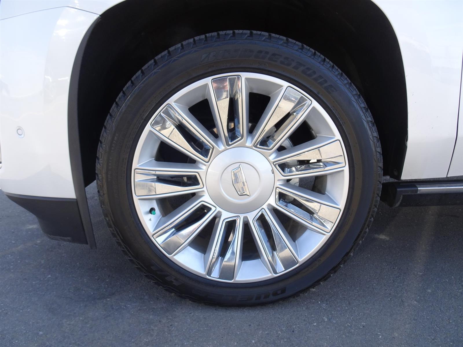 2018 Cadillac Escalade PLATINUM