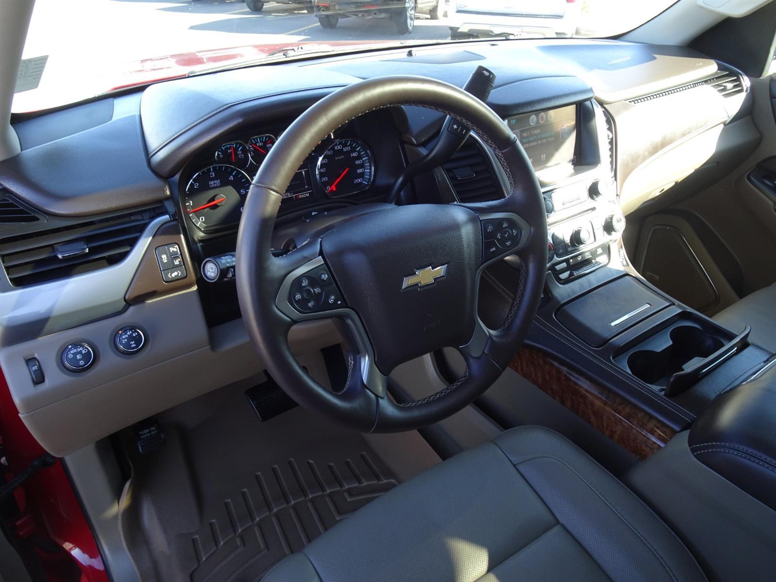 2015 Chevrolet Tahoe LTZ