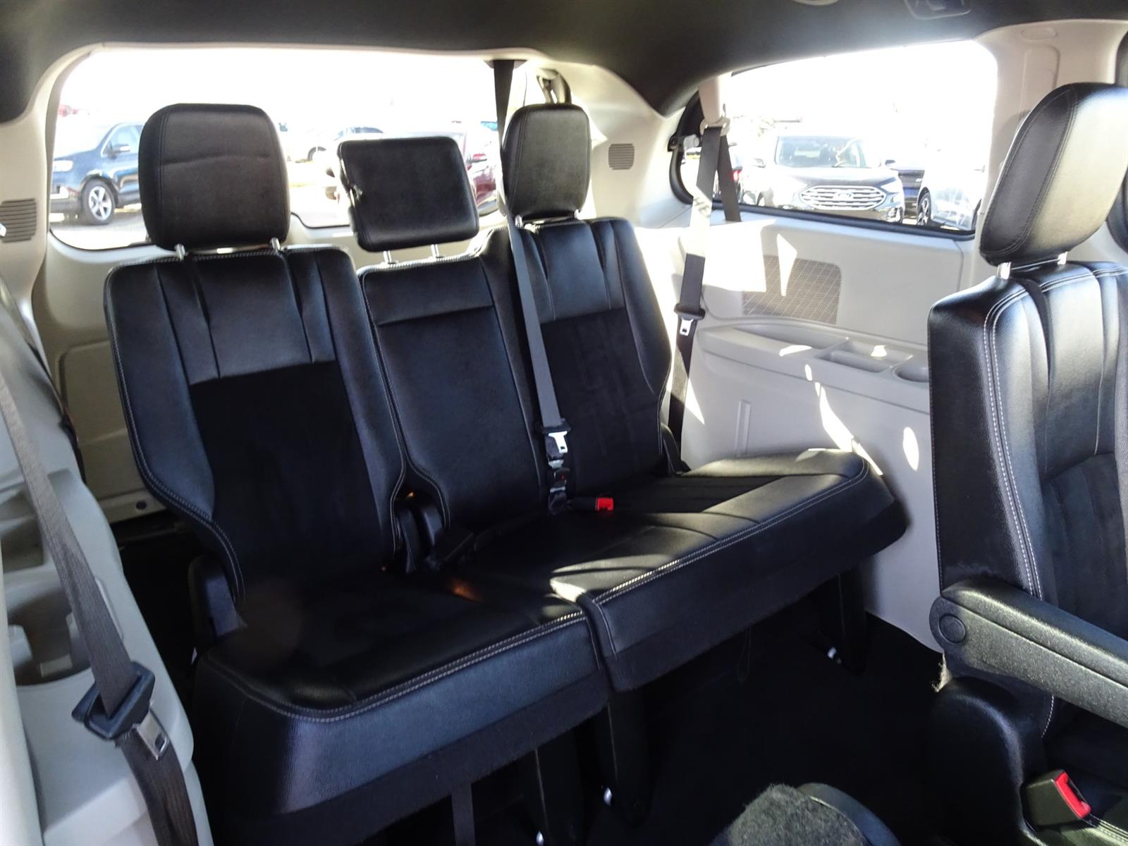 2018 Dodge Grand Caravan SXT PREMIUM PLUS