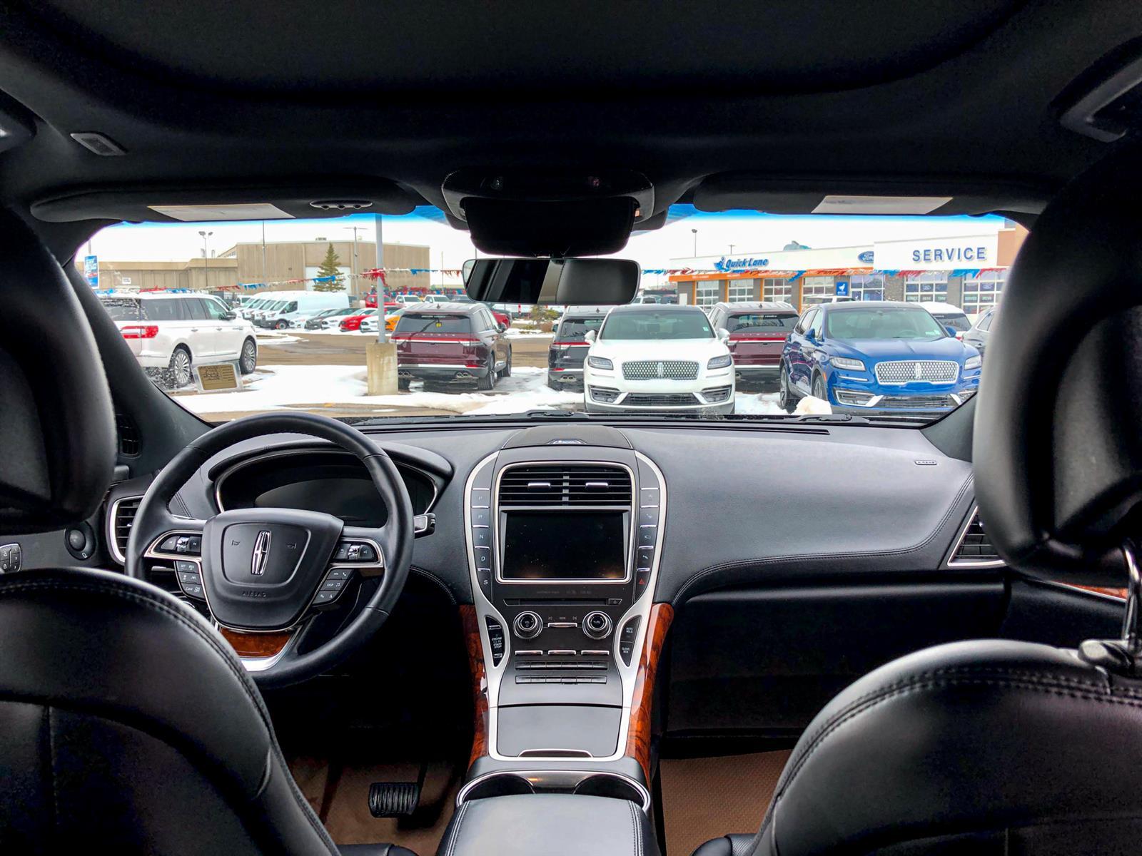 2019 Lincoln Nautilus RESERVE