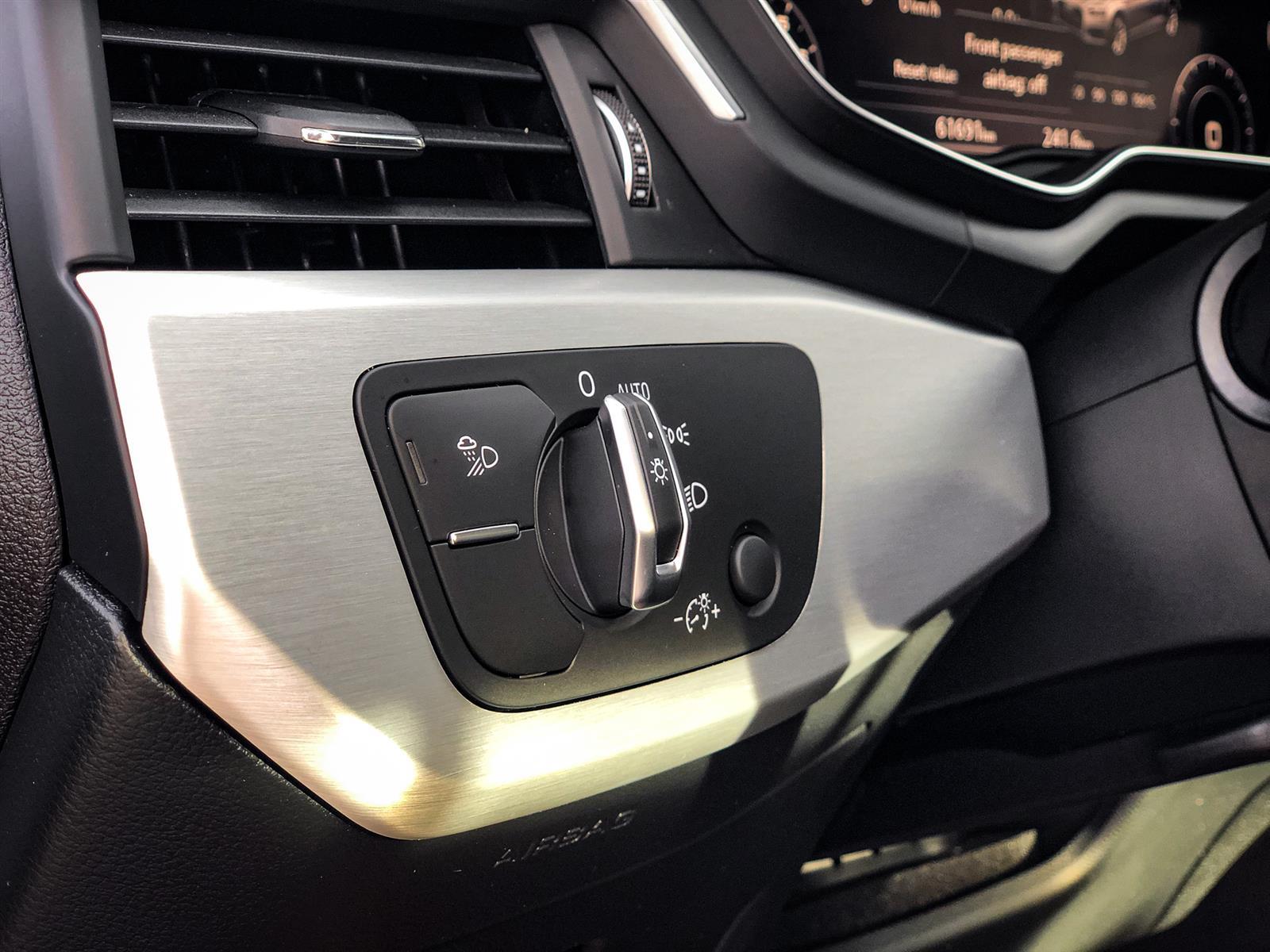 2018 Audi A5 TECHNIK