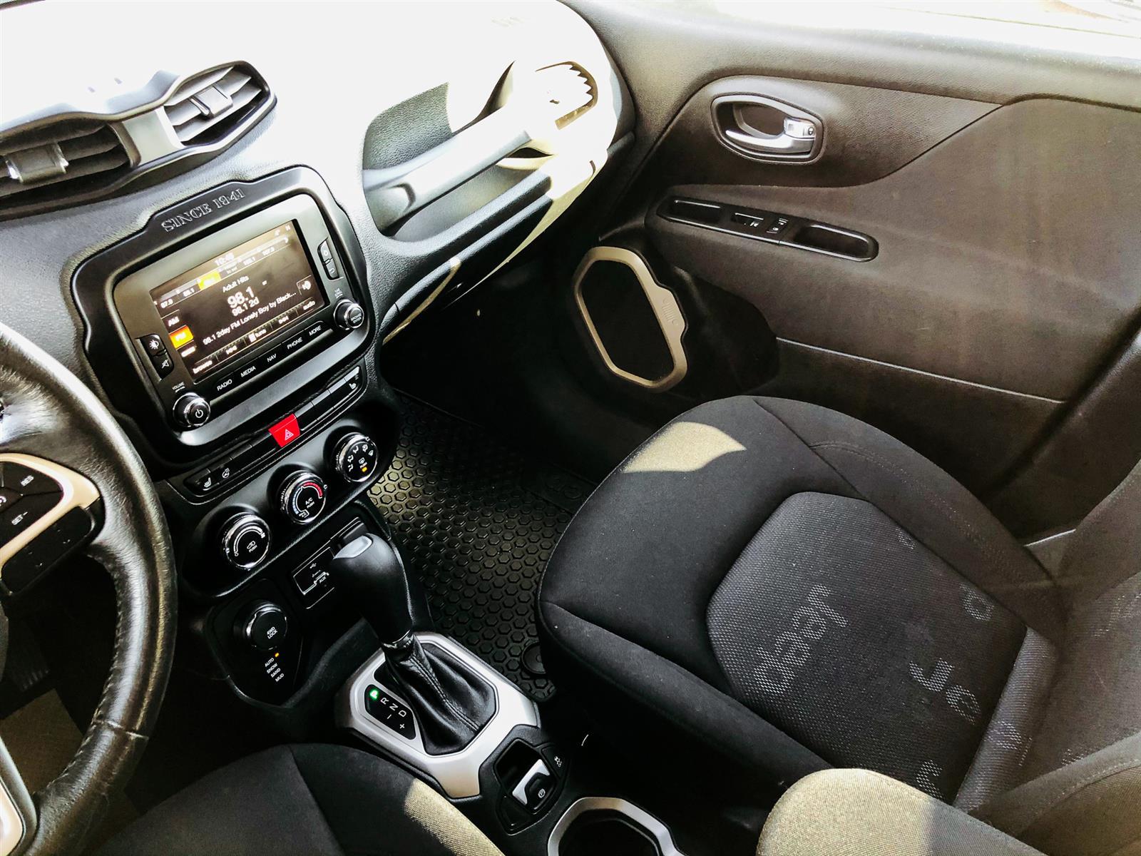 2016 Jeep Renegade NORTH