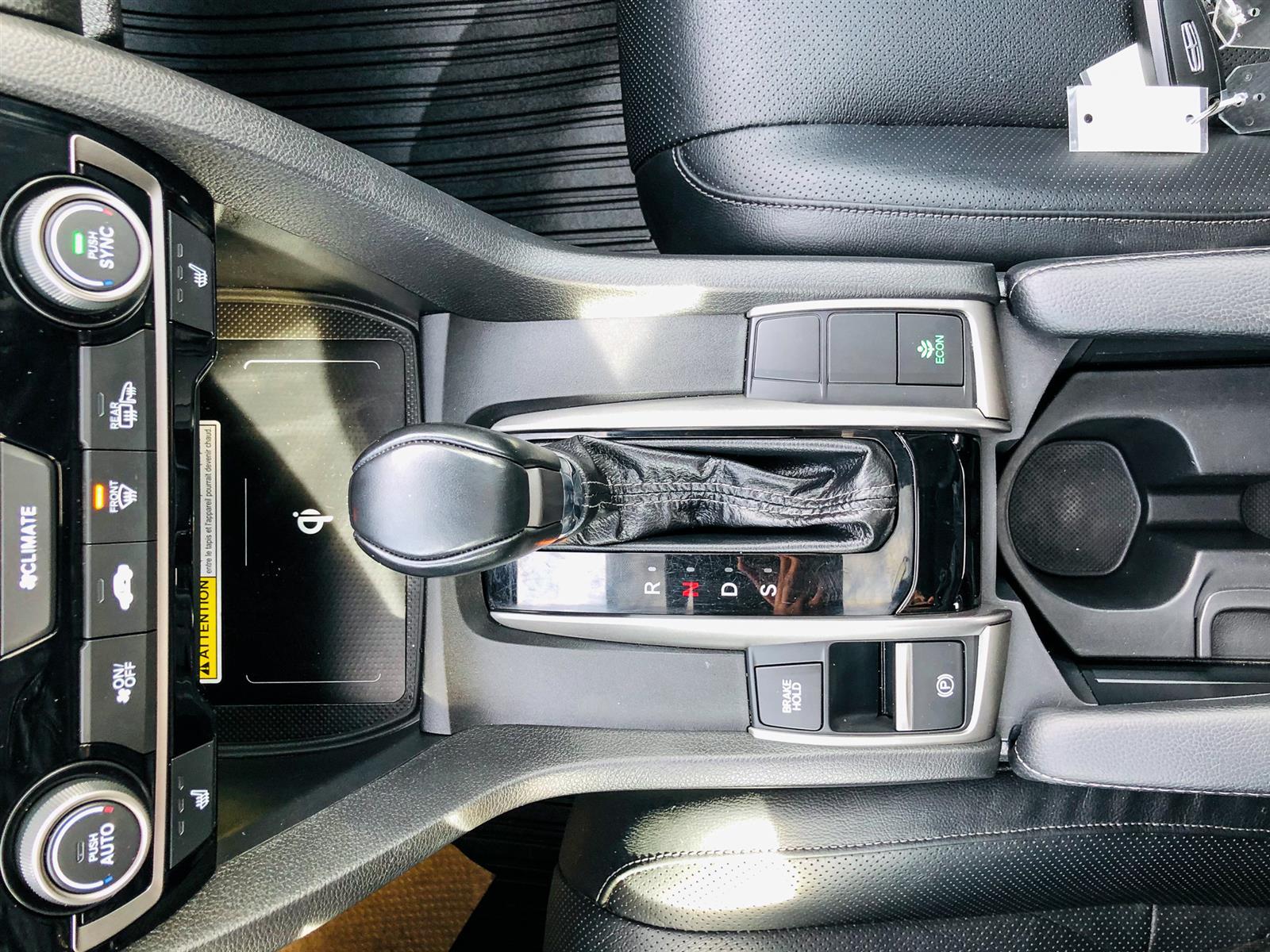 2018 Honda Civic Hatchback SPORT TOURING