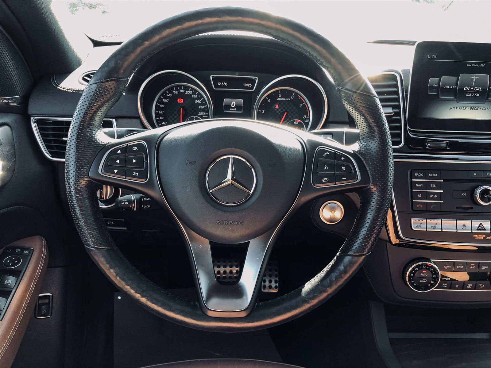 2019 Mercedes-Benz GLE AMG GLE 43