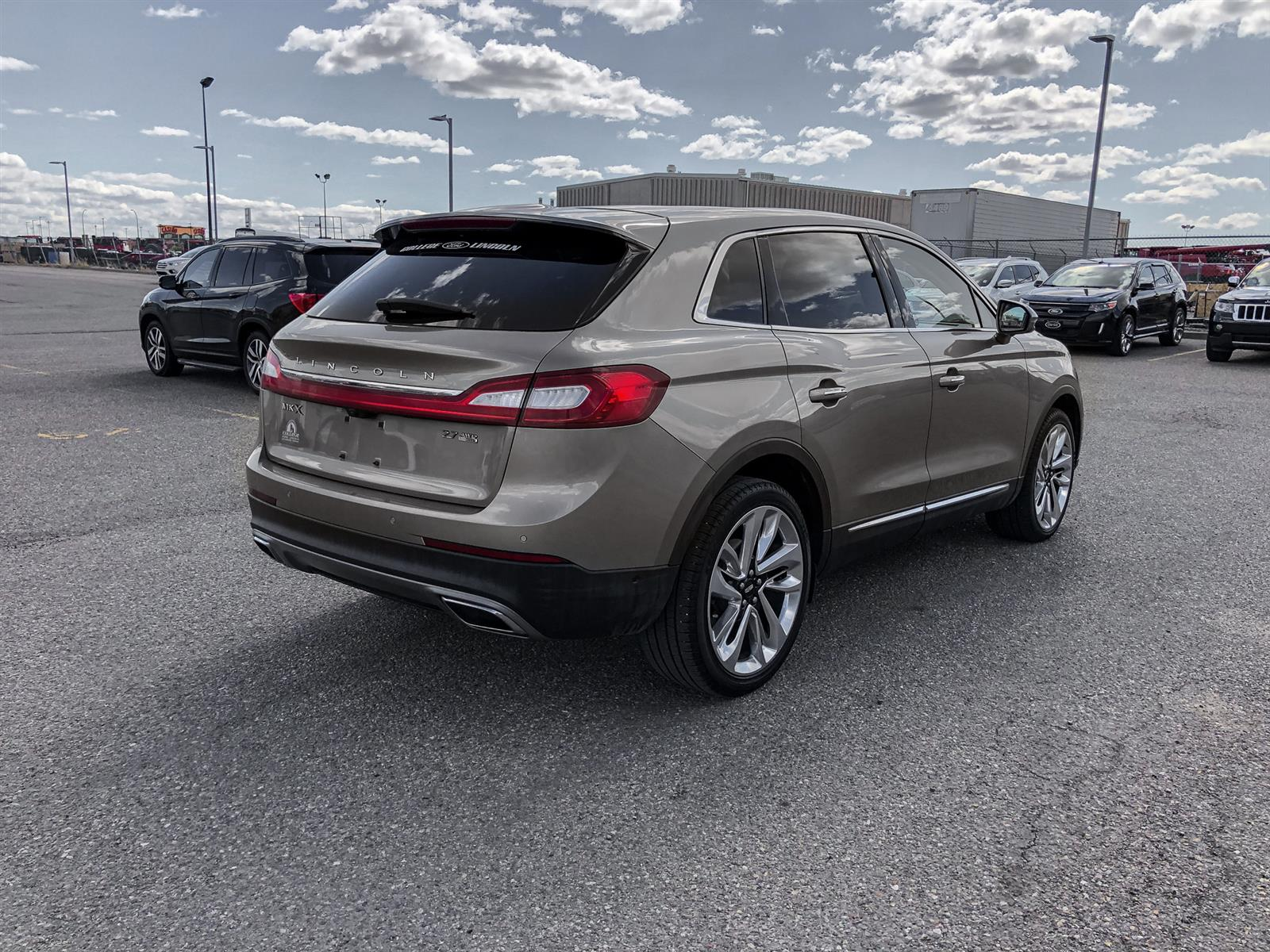 2016 Lincoln MKX RESERVE | 2.7L V6 ECOBOOST | AWD | HEATED-STEERING WHEEL | 360-D