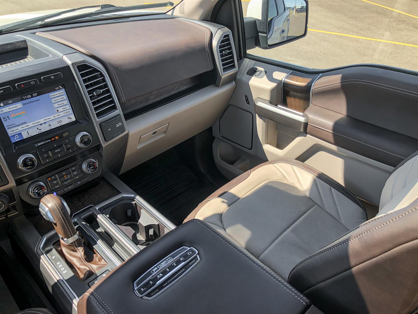 2019 Ford F-150 LIMITED | 3.5L V6 ECOBOOST | 4X4 | TRAILER TOW PACKAGE | FULLY-L