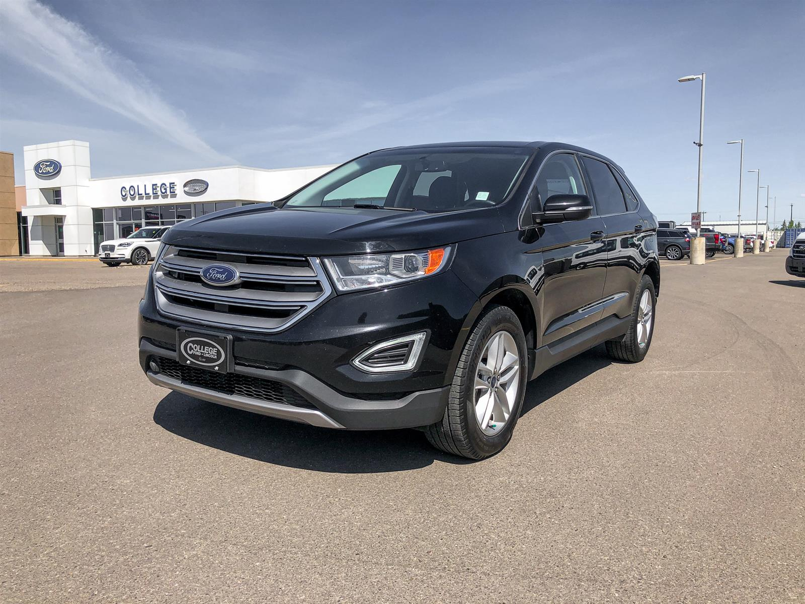 2017 Ford Edge SEL | 2.0L ECOBOOST | AWD | VOICE-ACTIVATED NAV | HEATED-STEERIN