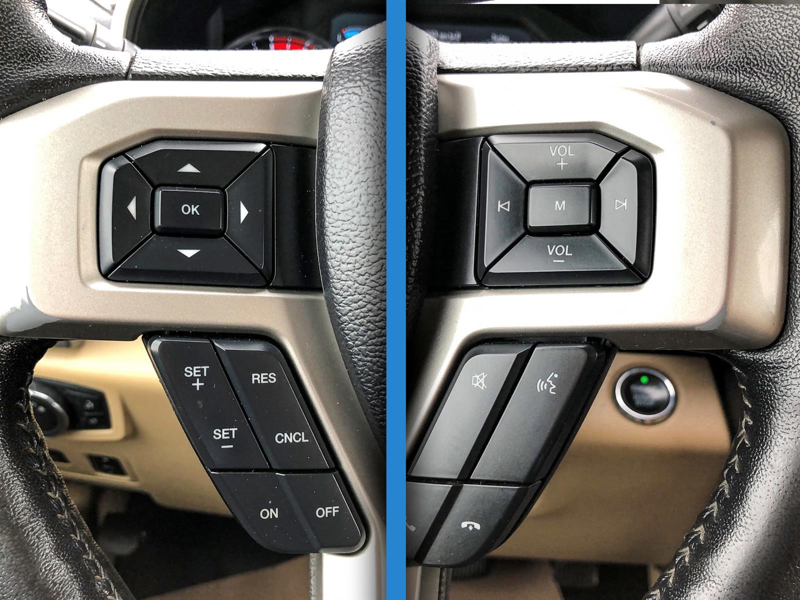 2019 Ford F-350 LARIAT   6.7L POWER STROKER V8   4X4   NAV SYSTEM   MOONROOF