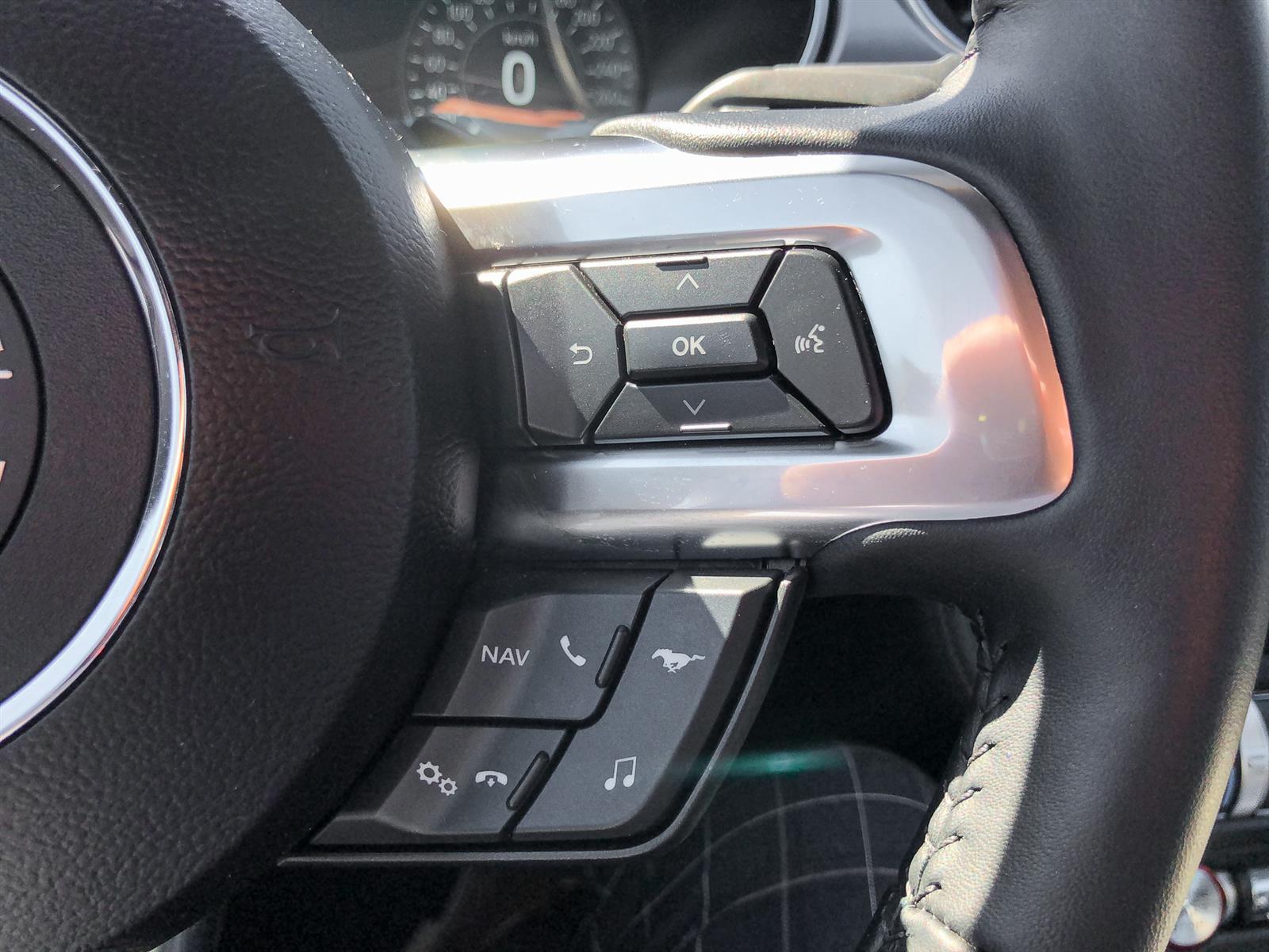 2020 Ford Mustang BULLITT   5.0L V8   RWD   REAR CAMERA   TOUCH SCREEN NAV SYSTEM