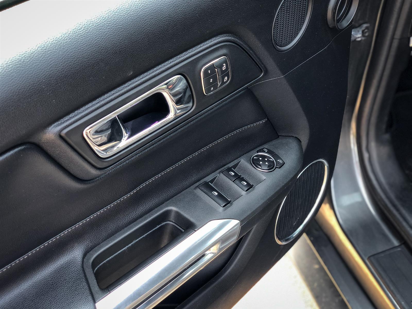 2016 Ford Mustang GT PREMIUM   5.0L V8   RWD   CONVERTIBLE   REVERSE CAMERA