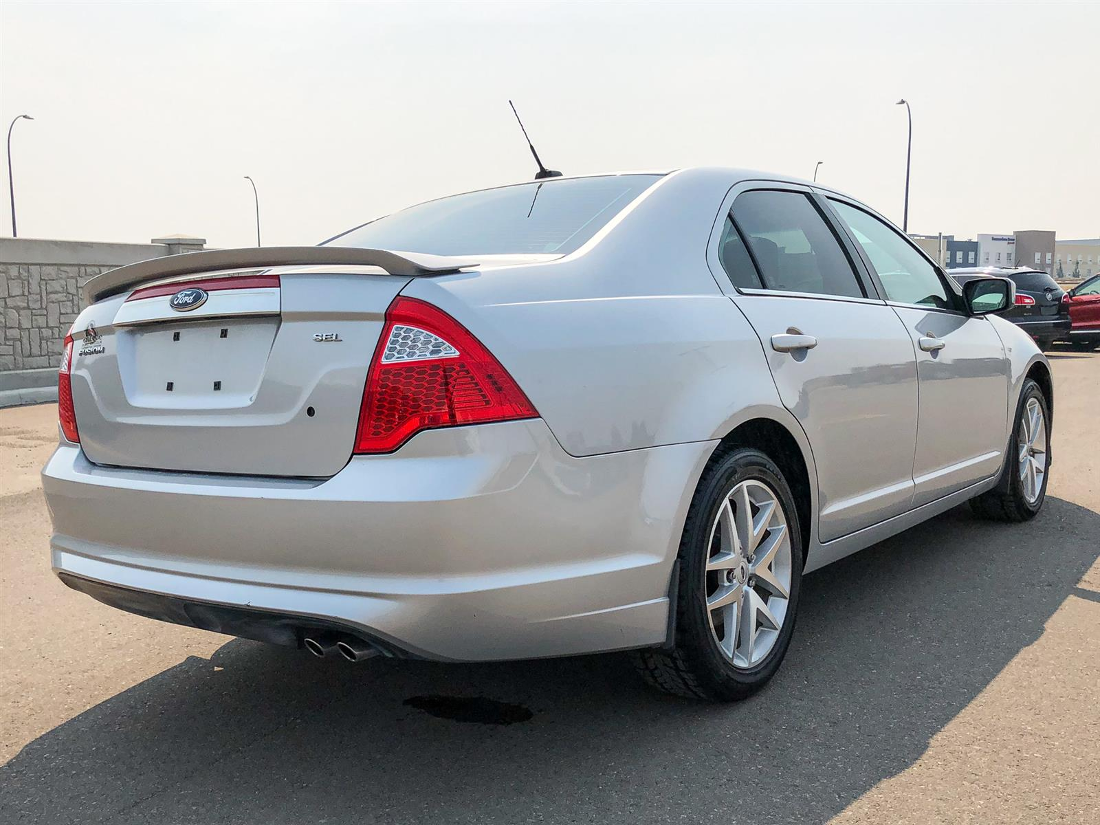 2010 Ford Fusion SEL | 2.5L I4 | POWER MOONROOF | HEATED FRONT SEATS | SONY AUDIO