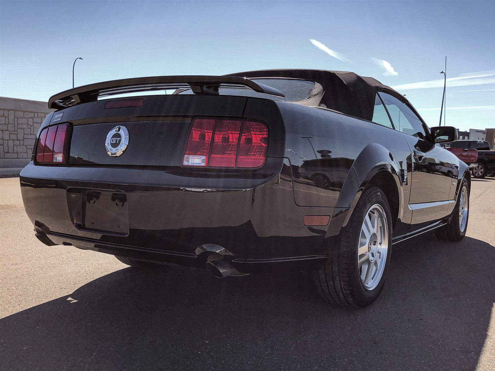 2007 Ford Mustang GT | 4.6L V8 | RWD | CONVERTIBLE | MANUAL