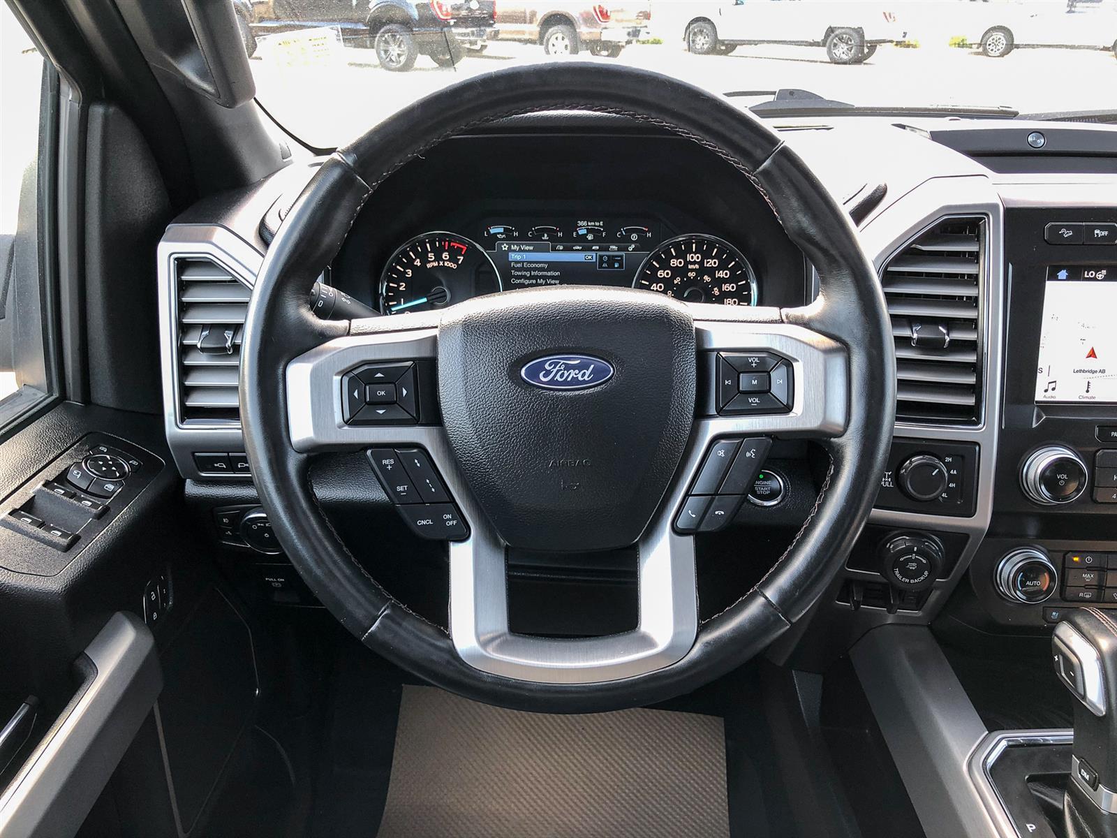 2019 Ford F-150 PLATINUM | 3.5L V6 ECOBOOST | 4X4 | NAVIGATION | FULLY LOADED