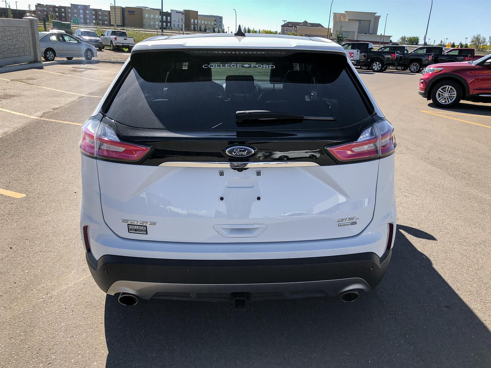 2020 Ford Edge SEL   2.0L I4 ECOBOOST   AWD   NAVIGATION SYSTEM   HEATED STEERI
