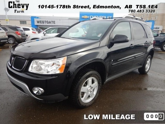 New 2007 Pontiac Torrent, $13991