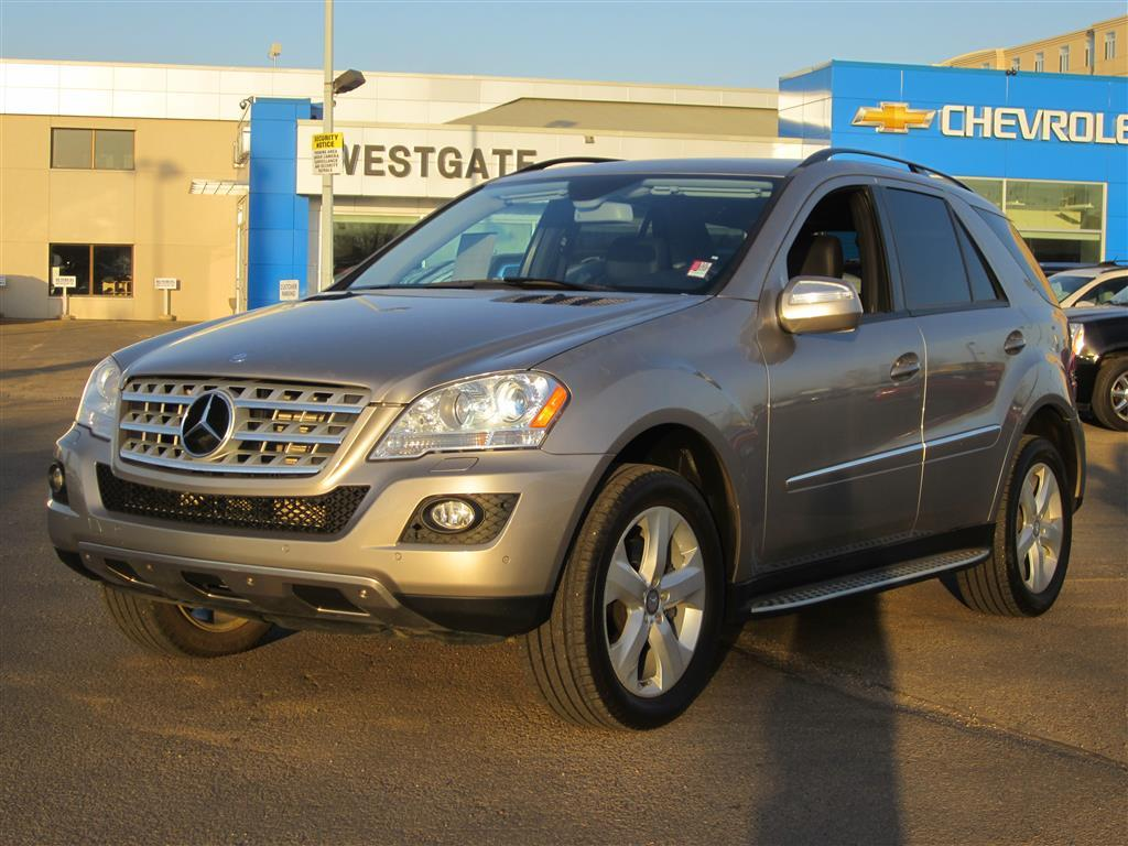 New 2009 Mercedes-Benz ML350, $36991