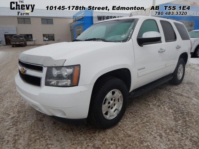 New 2013 Chevrolet Tahoe, $39994