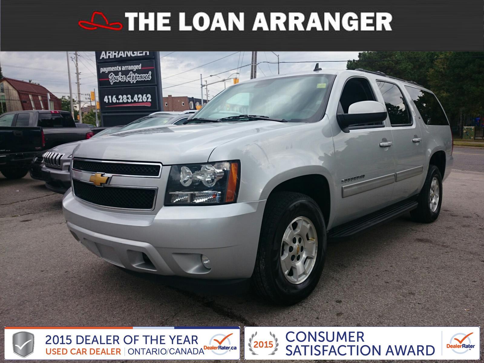 2013 Chevrolet Suburban The Loan Arranger Toronto