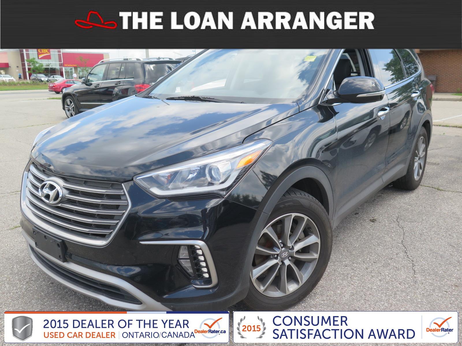 2017 Hyundai Santa Fe - The Loan Arranger Barrie