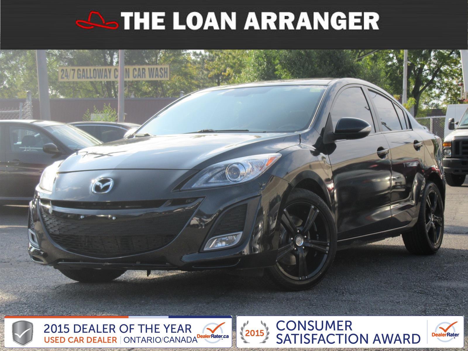 2010 Mazda Mazda3 - The Loan Arranger Cambridge