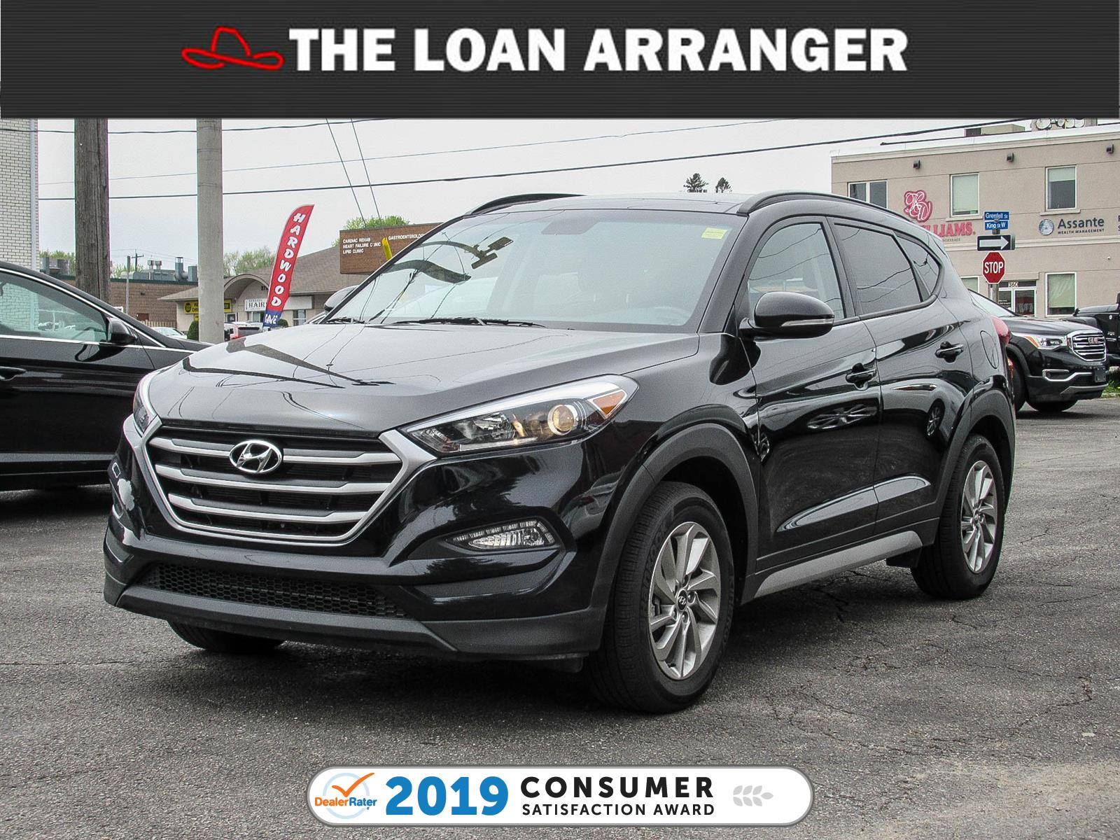 2018 Hyundai Tucson The Loan Arranger Toronto