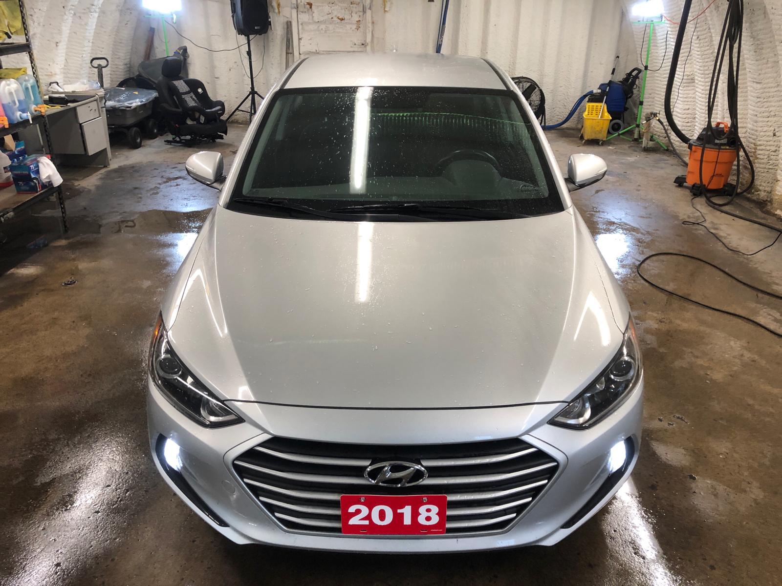 Zero Down Bad Credit Car Loans >> 2018 Hyundai Elantra Lane keeping assist * Blind spot ...