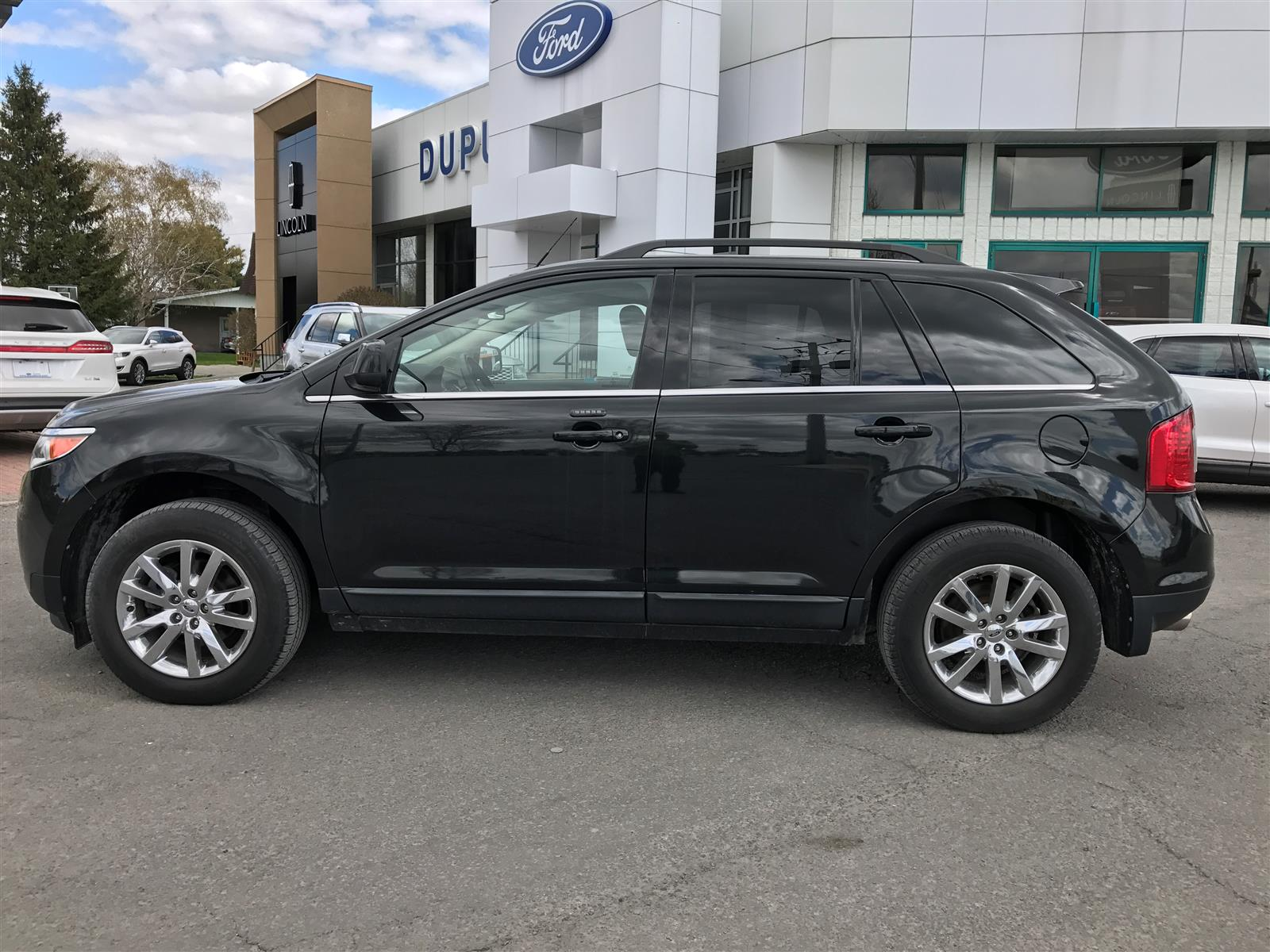 2011 ford edge limited casselman ford dupuis ford