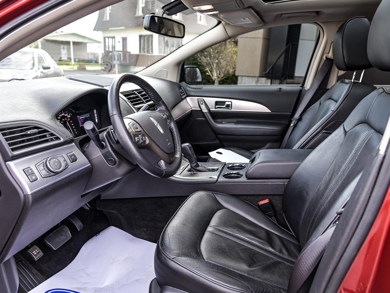 2015 Lincoln MKX BASE