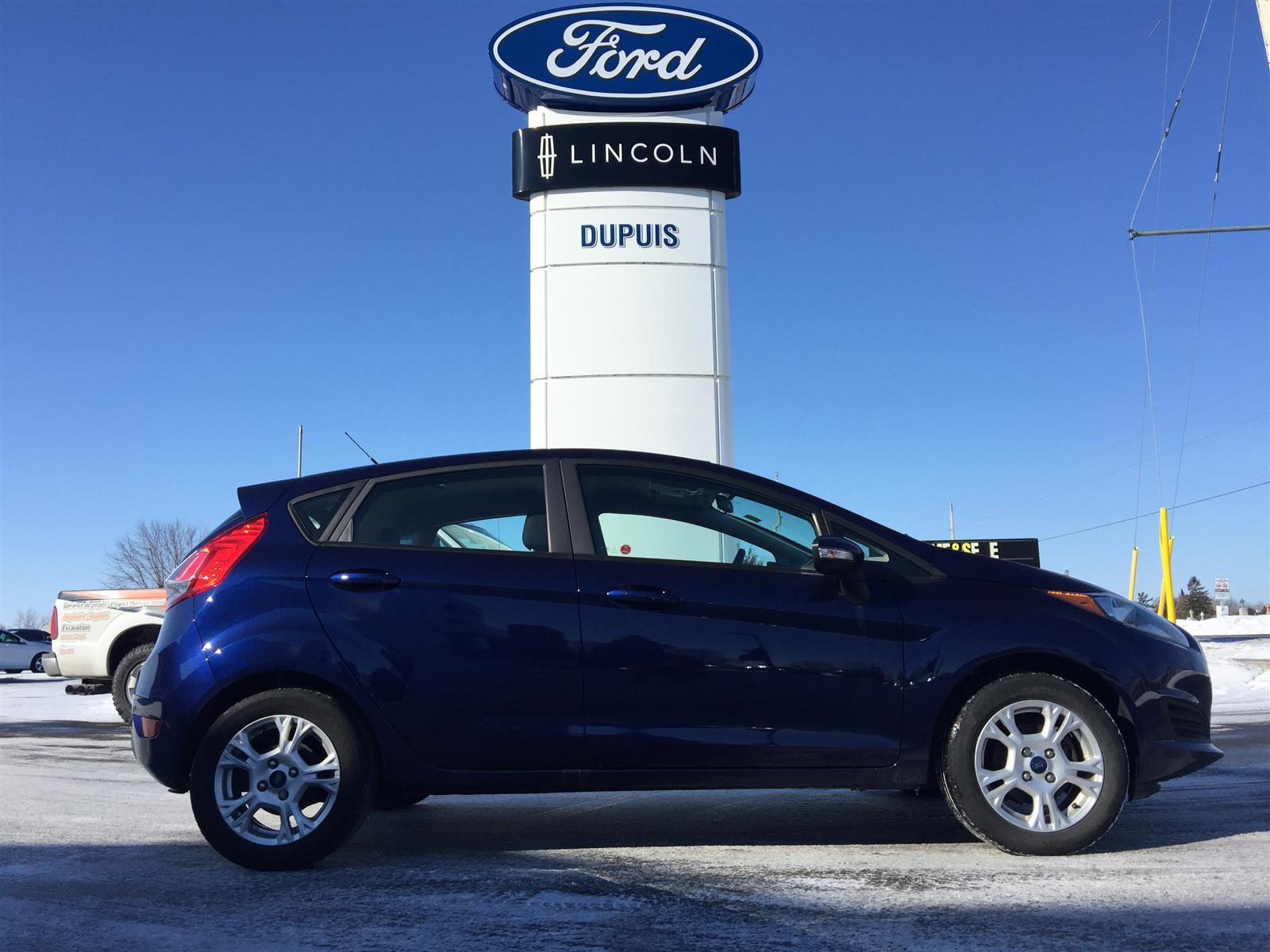 2016 Ford Fiesta SE Hatchback