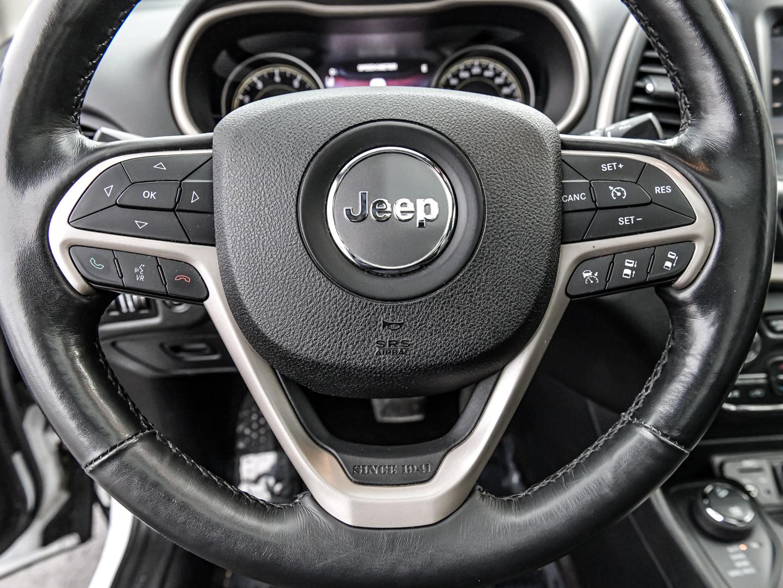 2015 Jeep Cherokee CHEROKEE SPORT