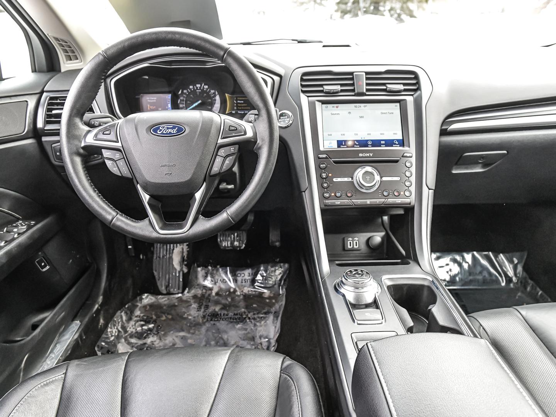 2020 Ford Fusion Hybride Titanium