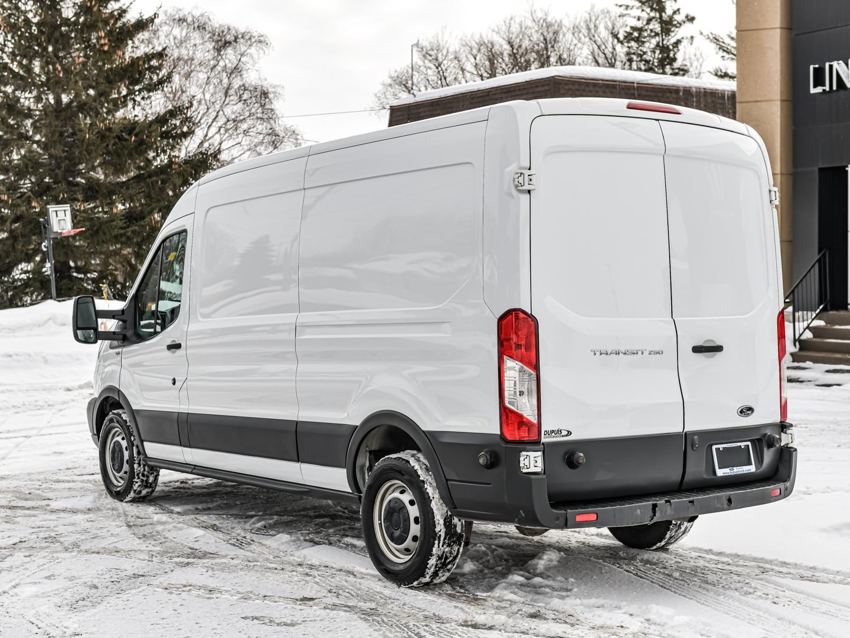 2017 Ford Transit Cargo Van BASE