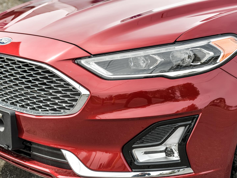 2019 Ford Fusion Hybride Titanium