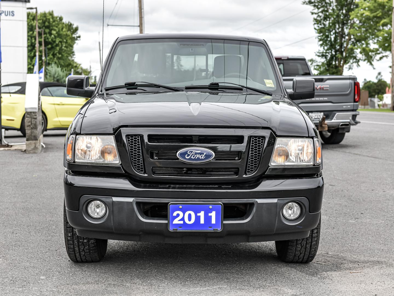 2011 Ford Ranger SPORT