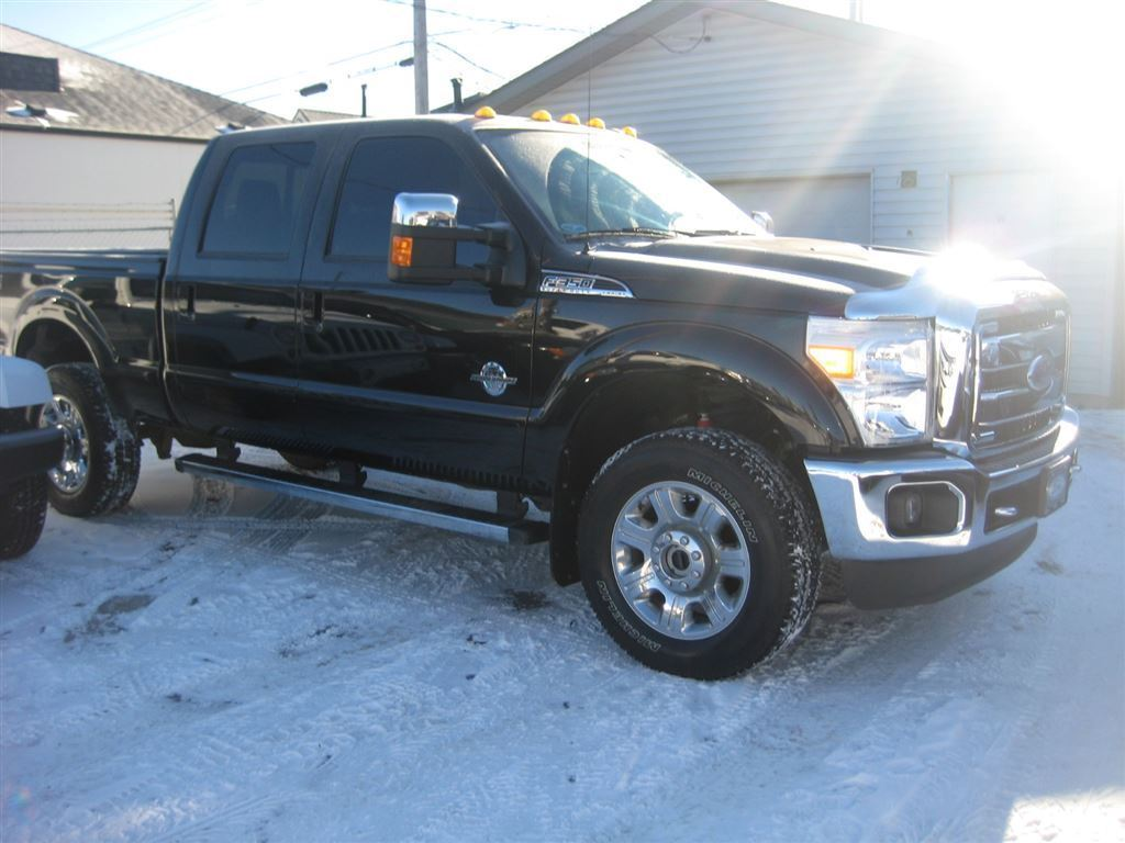 Used 2012 Ford F-350 in Edmonton,AB