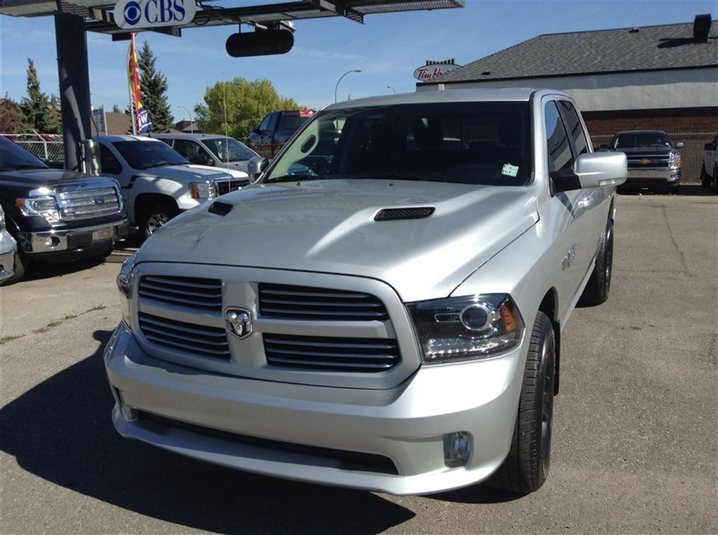 Used 2013 Ram 1500 in Edmonton,AB