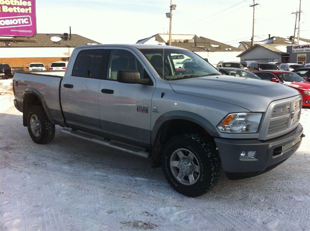 Used 2011 Ram 2500 in Edmonton,AB