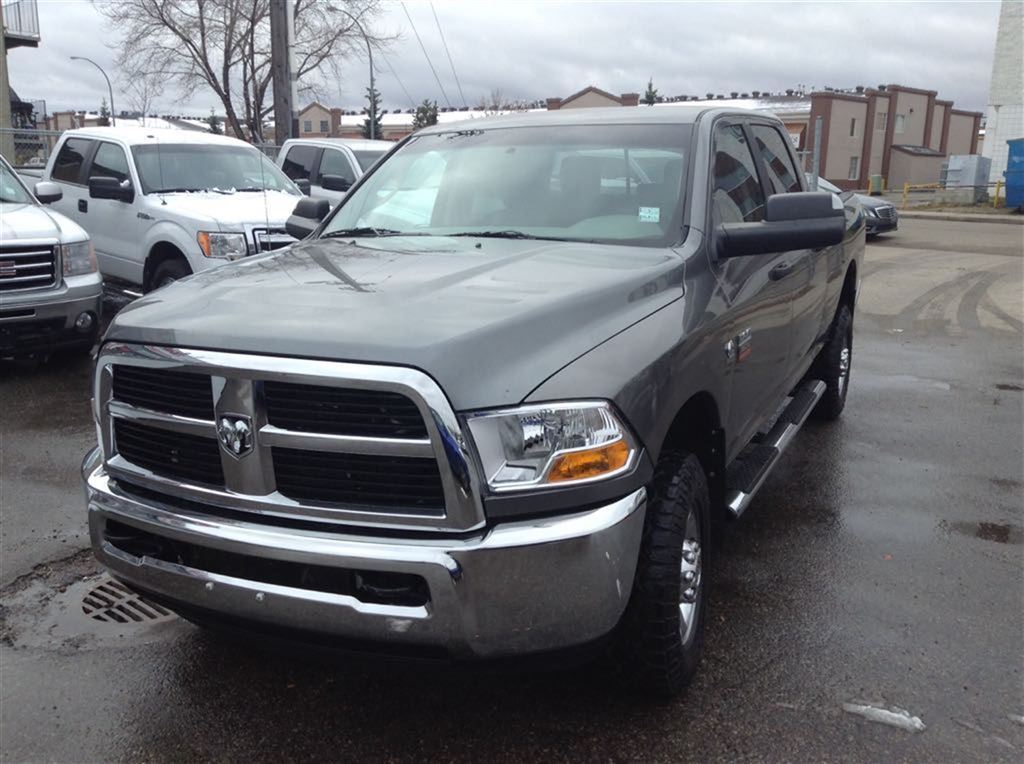 Used 2012 Dodge Ram 3500 in Edmonton,AB