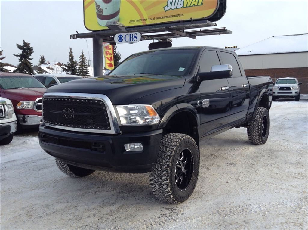 Used 2012 Ram 2500 in Edmonton,AB