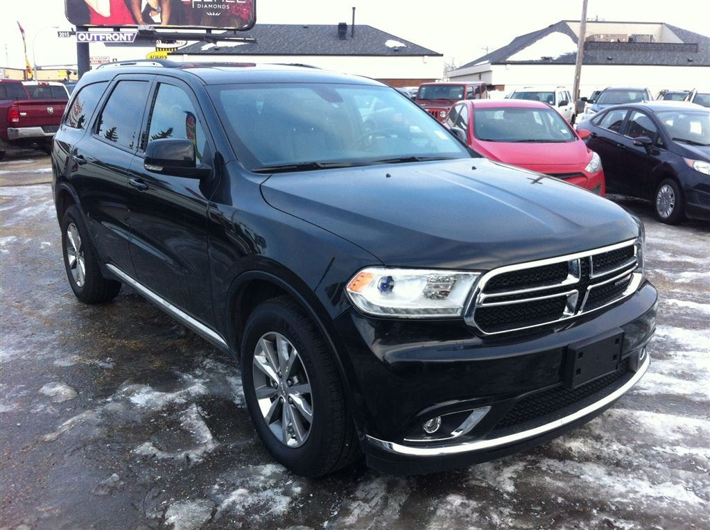 Used 2014 Dodge Durango in Edmonton,AB