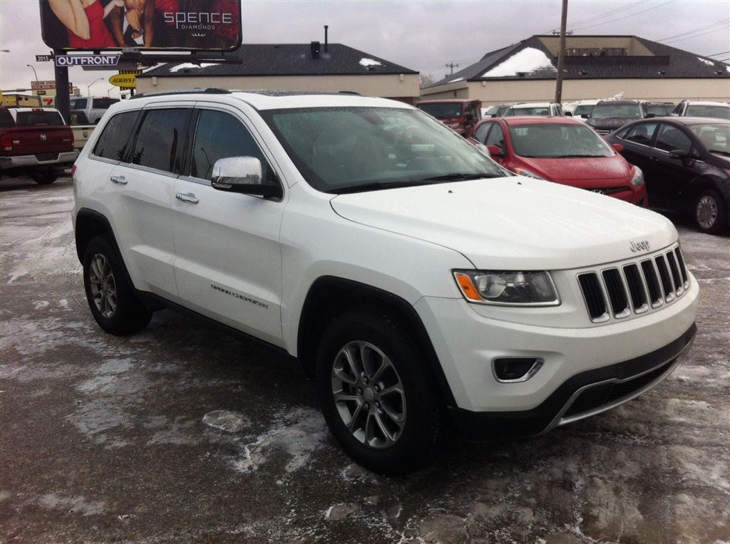 Used 2014 Jeep Grand Cherokee in Edmonton,AB